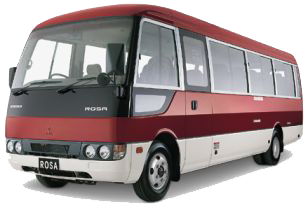 Rosa Bus 34 seater