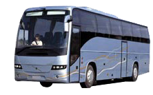 50 Seats luxury-bus